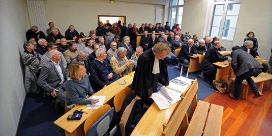 Les 11 chasseurs ont été condamnés à des amendes et des retraits